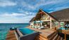 Four Seasons Resort Maldives at Landaa Giraavaru : Two bedroom Water Suite