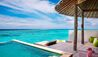 Six Senses Laamu : Laamu Water Villa with Pool