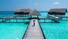 One&Only Reethi Rah, Maldives : Water Villas Exterior