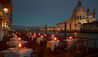 The Gritti Palace : Terrace In The Evening