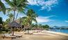 The Oberoi Beach Resort, Mauritius : Sandy Beach