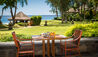 The Oberoi Beach Resort, Mauritius : Breakfast In The Restaurant