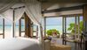 Four Seasons Private Island Maldives at Voavah : King Bedroom, Three-bedroom Beach Villa