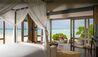 Four Seasons Private Island Maldives at Voavah : King Bedroom, Three-bedroom Beach Villa