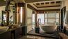 Four Seasons Private Island Maldives at Voavah : Two-bedroom Water Villa - Master Bathroom