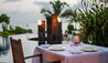MAIA Luxury Resort & Spa : Dining At Maia Luxury Resort And Spa