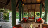 MAIA Luxury Resort & Spa : Welcome Pavilion At Maia Luxury Resort And Spa