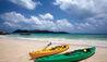 Raffles Seychelles : Kayaking