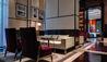 Park Hyatt Abu Dhabi Hotel & Villas : The Library Tea Lounge