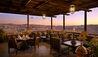 Anantara Qasr Al Sarab Desert Resort : Dining In The Suhail Restaurant, Steakhouse And Rooftop Lounge