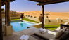 Anantara Qasr Al Sarab Desert Resort : Two Bedroom Anantara Family Pool Villa