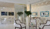 The Ritz-Carlton Abu Dhabi, Grand Canal : Al Fresco Restaurant