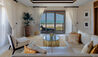 The St. Regis Saadiyat Island Resort : Ocean Suite Living Room