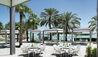 The Ritz-Carlton, Bahrain : La Plage Poolside Restaurant