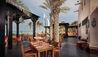 Jumeirah Mina A' Salam : Al Fresco Dining