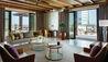 Jumeirah Al Naseem : Ocean Suite Living Area