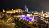 Jumeirah Al Naseem : Fort Island, Night time
