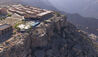 Anantara Al Jabal Al Akhdar Resort : Ariel View