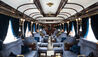Venice Simplon-Orient-Express, A Belmond Train, Europe : 3674 Bar Car