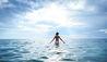 Sani Dunes : Ocean