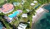 Calabash Cove Resort & Spa : Aerial View
