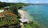 Calabash Cove Resort & Spa : Beachfront Vista