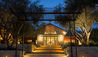 Bernardus Lodge and Spa : Lobby Entrance at night
