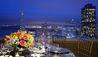 Fairmont San Francisco : Crown Room Terrace View