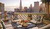 Fairmont San Francisco : Penthouse Suite Balcony