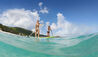 Cheval Blanc St-Barth Isle de France : Paddleboarding