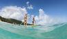 Cheval Blanc St-Barth Isle de France : Paddleboarding