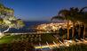Ellerman House & Villas : Signature View - Terrace At Night