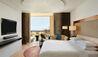 Park Hyatt Abu Dhabi Hotel & Villas : Park Suite Bedroom