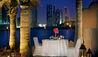 The Ritz-Carlton, Bahrain : Romantic Dinner Setting