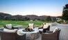 Carmel Valley Ranch : Firepit At Clubhouse