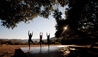 Carmel Valley Ranch : Yoga Platform
