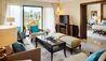 Lounge Area in Superior Executive Suite