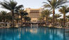 Al Bustan Palace, A Ritz-Carlton Hotel : Exterior and Infinity Pool