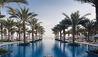 Al Bustan Palace, A Ritz-Carlton Hotel : Infinity Pool