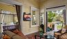 Raffles Grand Hotel d'Angkor : Cabana Suite Lounge Area