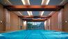 Health Club Indoor Swimming Pool