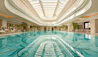 The Peninsula Shanghai : Indoor Pool