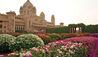 Umaid Bhawan Palace : Palace Gardens