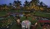 The Leela Goa : Romantic Garden Dining