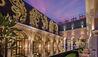 The Leela Palace, Chennai : Courtyard Exterior