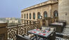 The Leela Palace, New Delhi : Le Cirque Terrace Dining