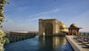 The Leela Palace, New Delhi : Rooftop Swimming Pool
