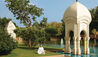 The Oberoi Rajvilas : Yoga At The Oberoi Rajvilas