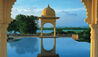 The Oberoi Udaivilas : Outdoor Infinity Pool