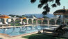 The Oberoi Vanyavilas : Outdoor Pool And Sunloungers